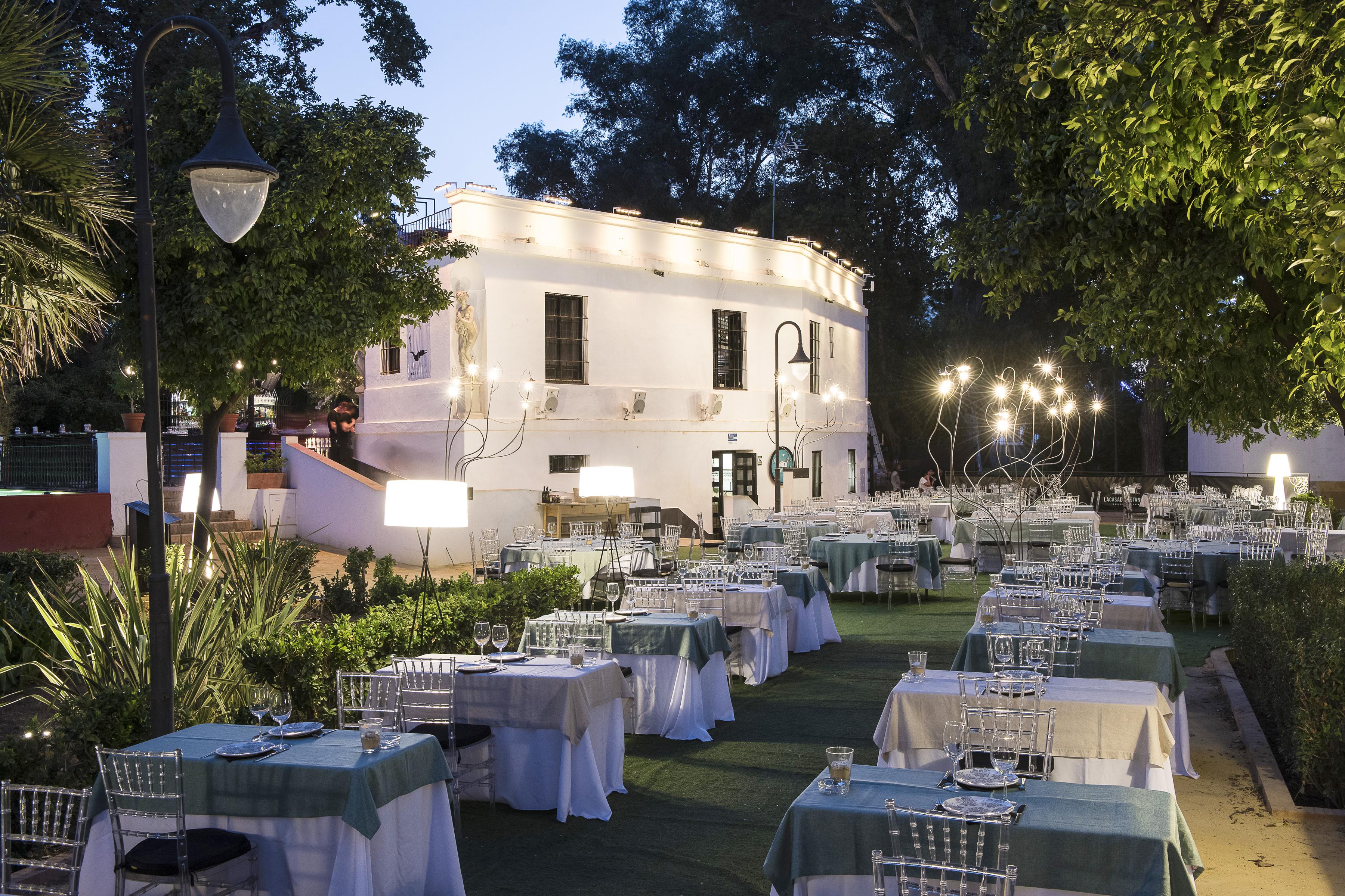 Restaurante Casa del Estanque