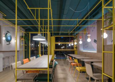 Restaurante Burguett Mairena