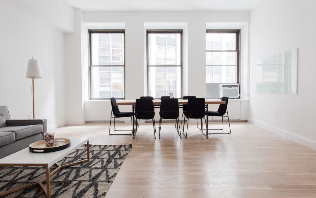 Diseño minimalista, maximizando tu espacio con estas ideas de diseño