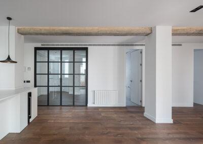 Reforma de un piso en Nervión